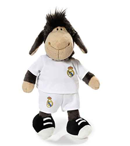 peluche nici del real madrid