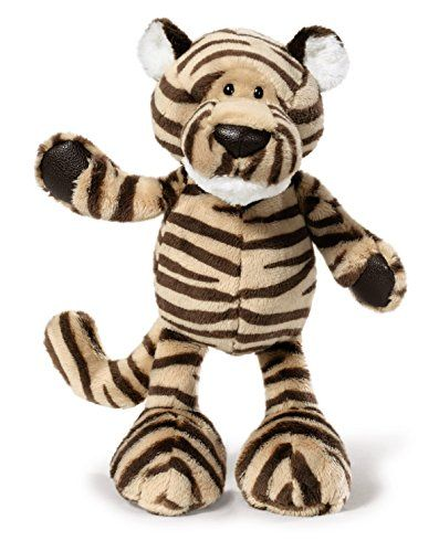 tigre de peluche nici