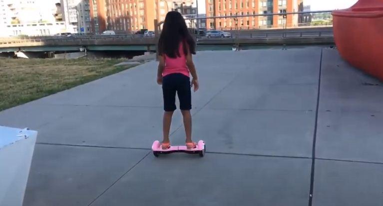 hoverboards para los peques